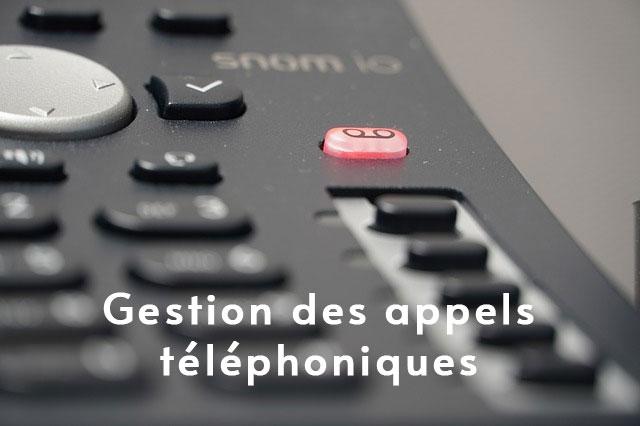 Gestion Appels Téléphoniques